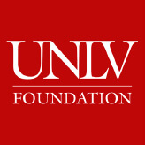 Red square University of Las Vegas Foundation logo
